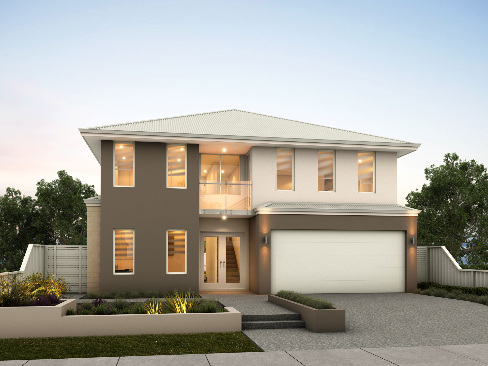"Double Storey Home Design in Perth - ""My Tivolo"""
