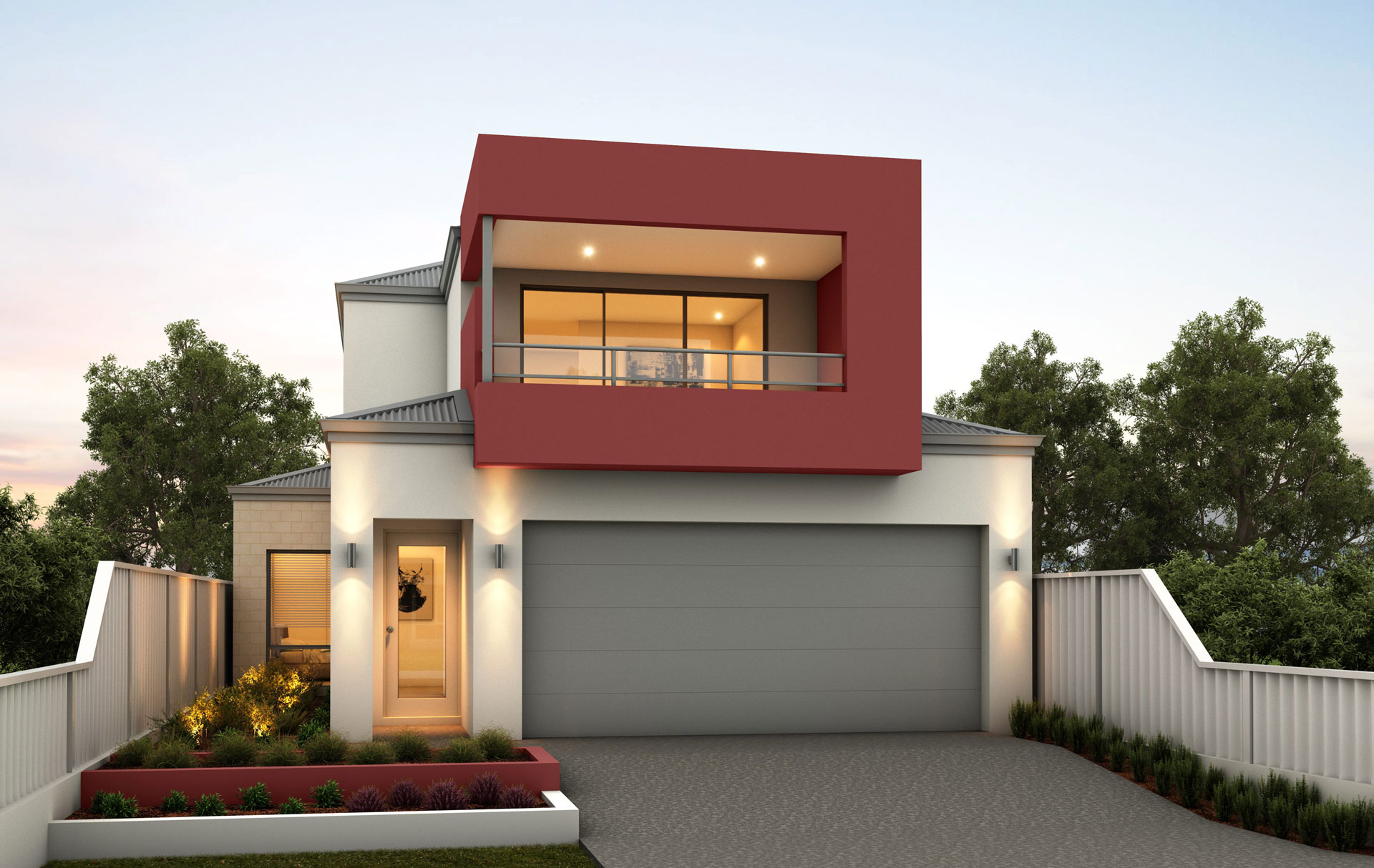 "Double Storey Home Design in Perth - ""My Varsity"""
