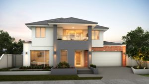 "Double Storey Home Design in Perth - ""My Veneto"" 