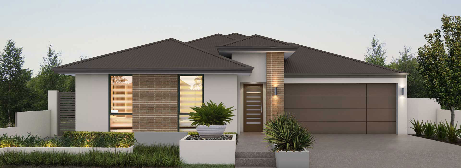 House Exterior of House and Land Package in Perth located in Piara Waters, WA