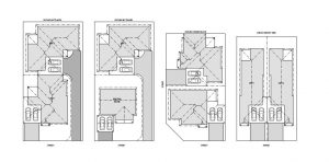 Multi unit development floor plan, designed and built by My Homes WA