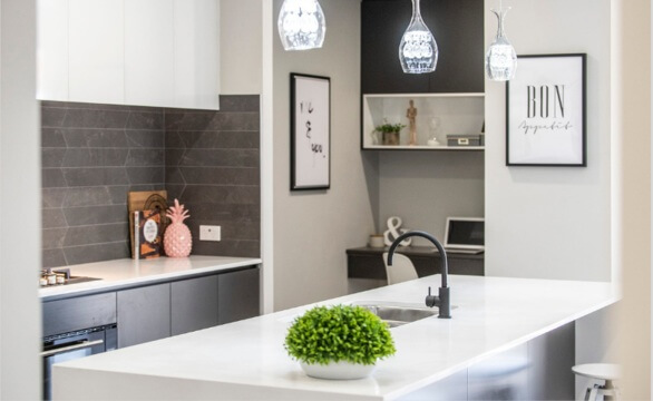 New home design and build consultancy - kitchen image